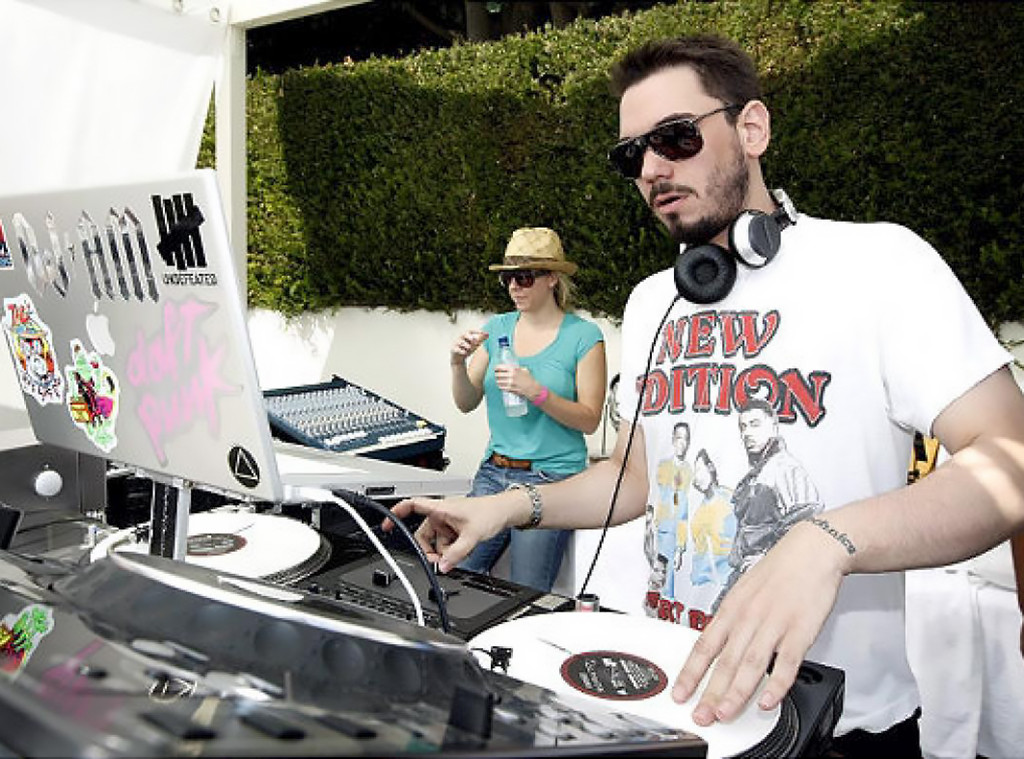 Dj Am, Adam Goldstein