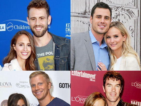 <i>The Bachelor</i> Celebrates 17th Anniversary: See Where Your Favorite Couples Are Today