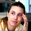 Whitney Port, Crying
