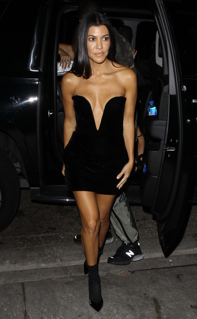 Kourtney Kardashian From The Big Picture Today S Hot Photos E News