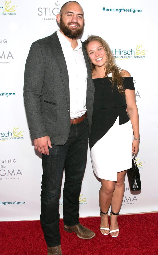 Ronda Rousey, Travis Browne