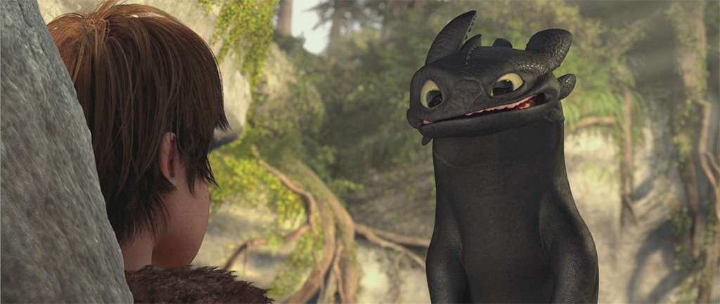 Dragon, How to Train Your Dragon