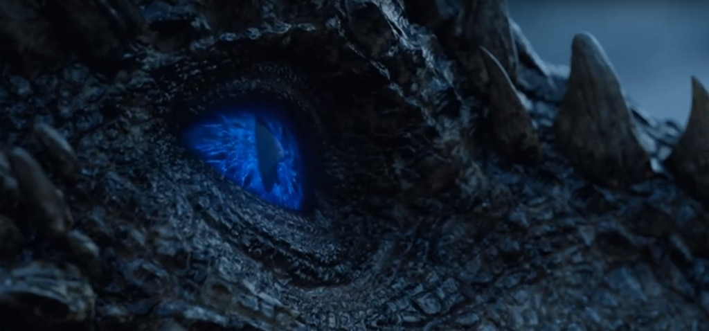 White Walker Dragon, Game of Thrones