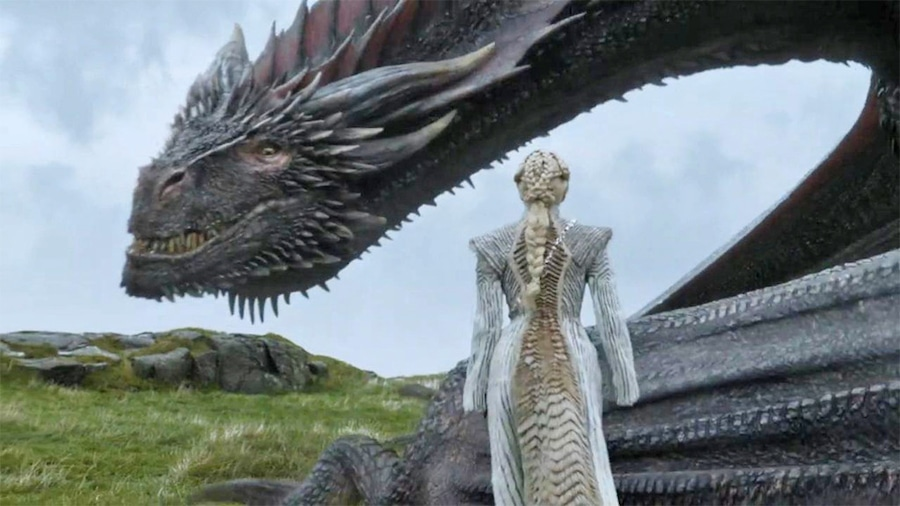 Dragon, Game of Thrones