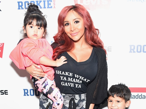 Snooki and Her Family Are Expecting Baby No. 3—Take a Look Back at Some of Their Cutest Photos