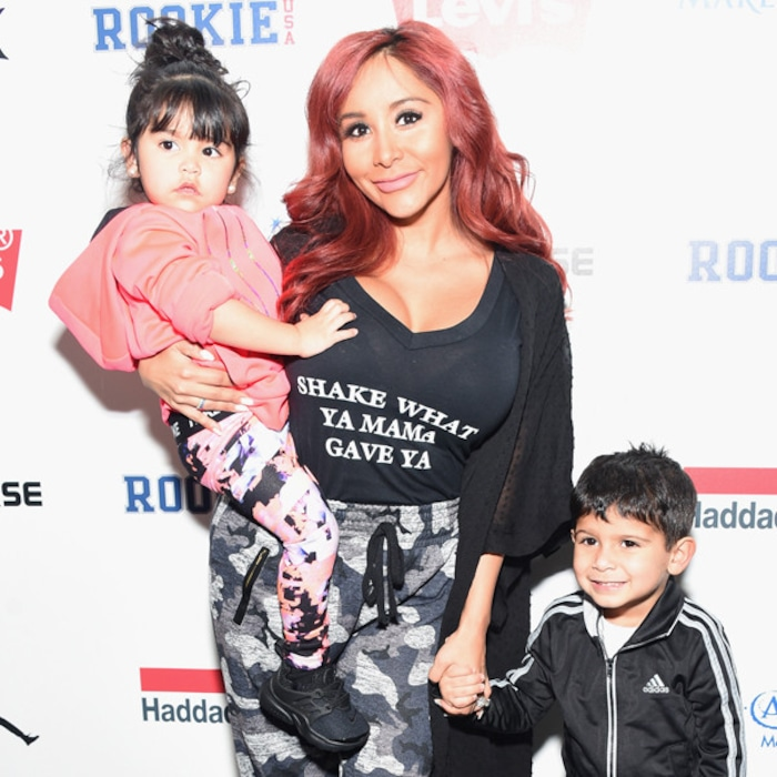 5157ac1295c25 Snooki Reveals She ''Worried'' About Not Being Able to Get Pregnant Again |  E! News