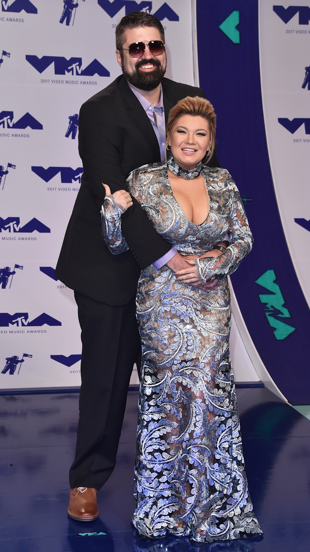 Dinah JaneAndrew Glennon, Amber Portwood, MTV Video Music Awards 2017