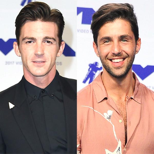 Drake Bell, Josh Peck, MTV Video Music Awards 2017