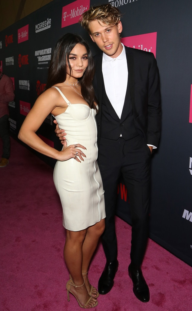 Vanessa Hudgens and Austin Butler from Celebs at ...