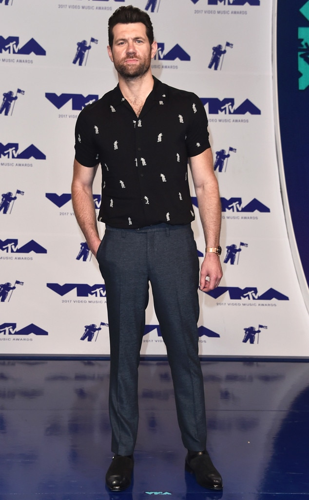 Billy Eichner, MTV Video Music Awards 2017