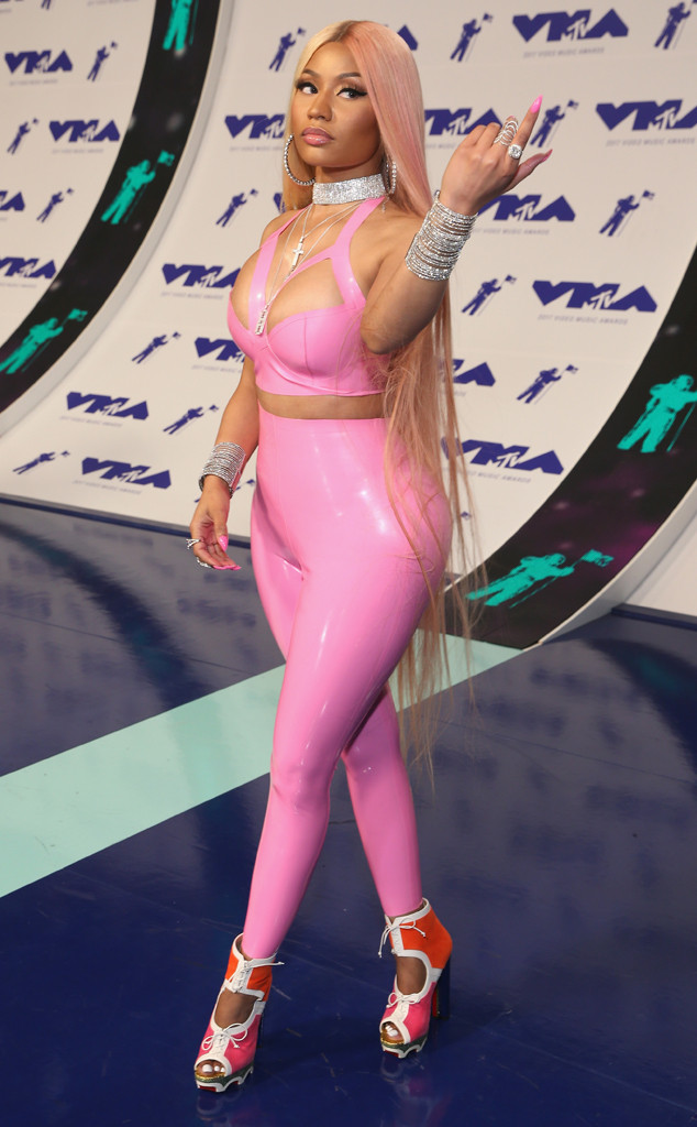 ESC: Nicki Minaj, MTV Video Music Awards 2017