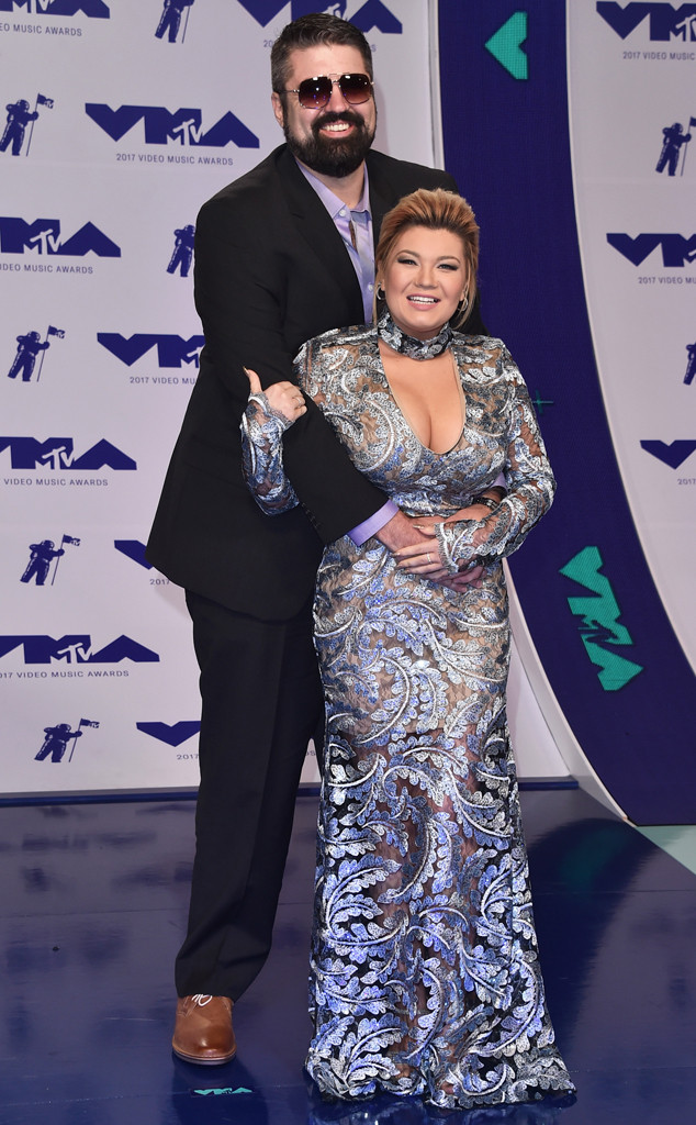 Andrew Glennon, Amber Portwood, MTV Video Music Awards 2017
