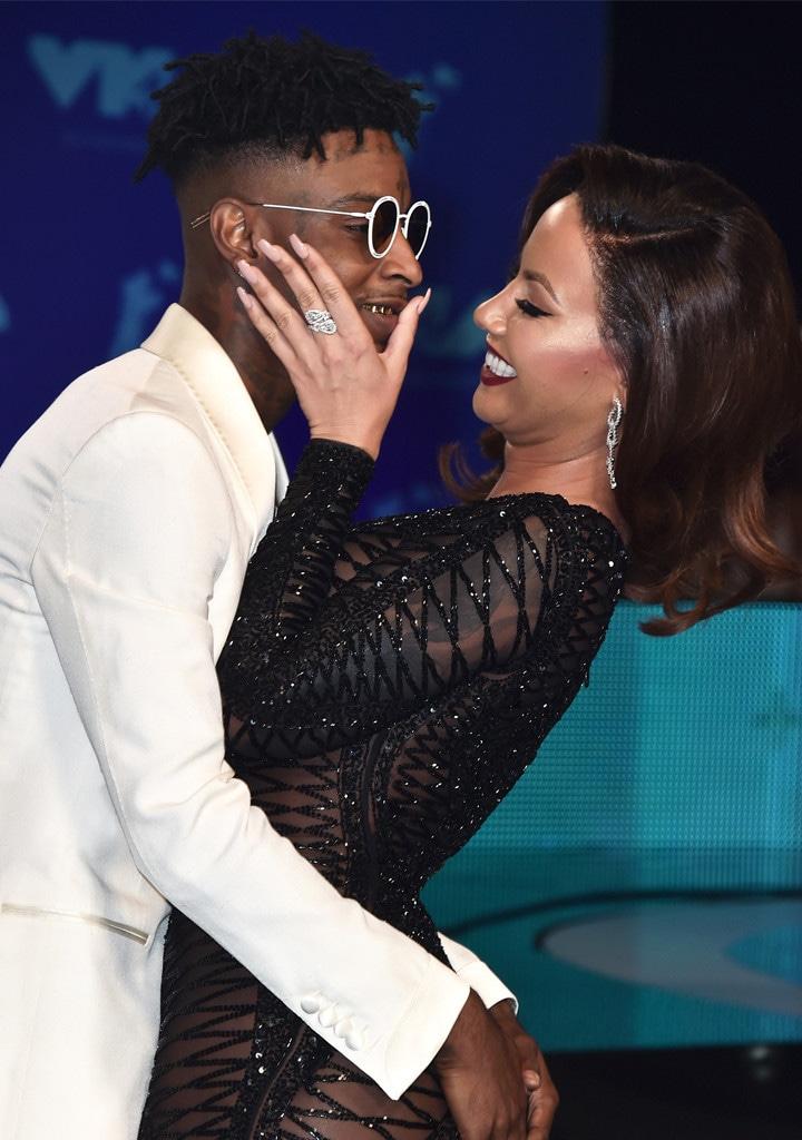 Savage, Amber Rose, MTV Video Music Awards 2017