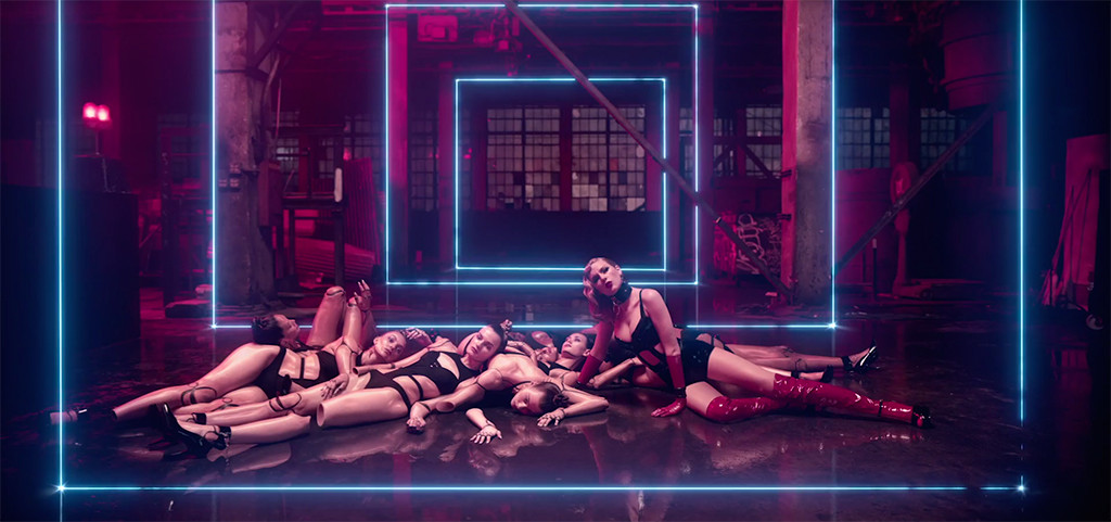 Taylor Swift, Look What You Made Me Do, Music Video