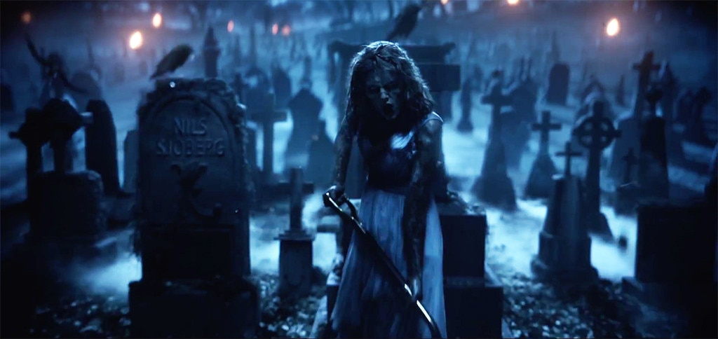 Back From The Dead From Taylor Swifts Look What You Made Me Do All