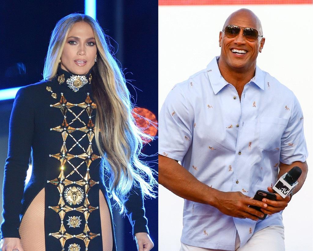Jennifer Lopez, Dwayne Johnson