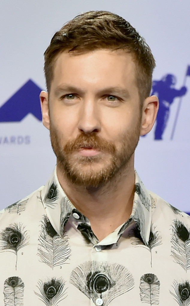 Calvin Harris, MTV Video Music Awards 2017