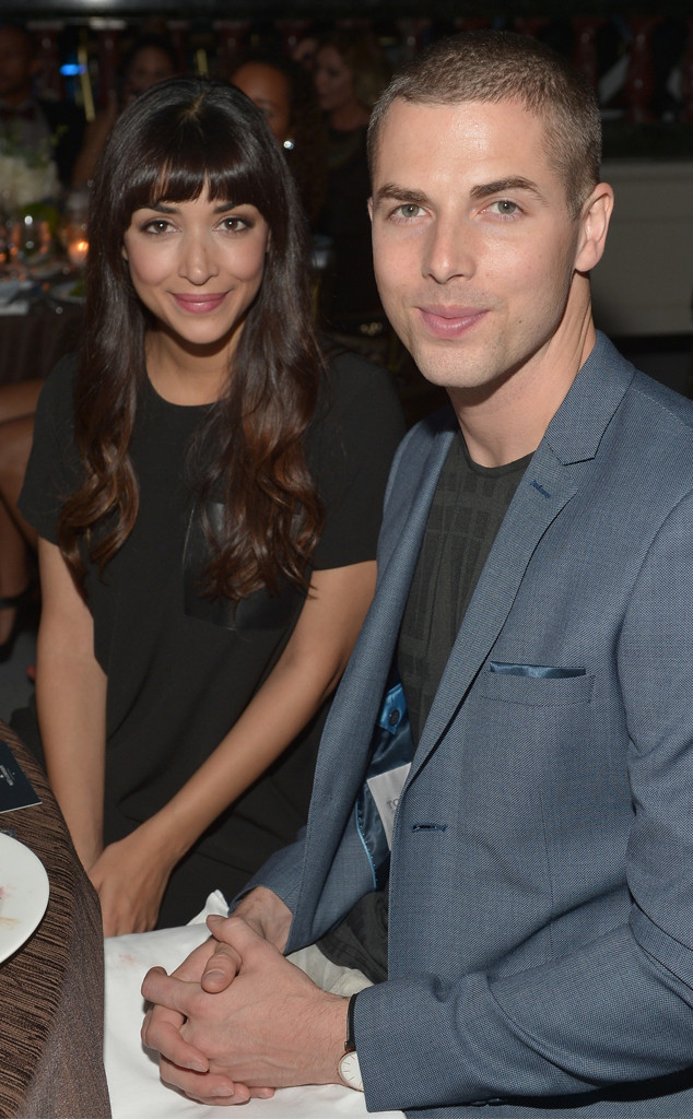 Hannah Simone, Jesse Giddings