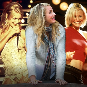 Cameron Diaz, The Mask, Annie, Charlie's Angels