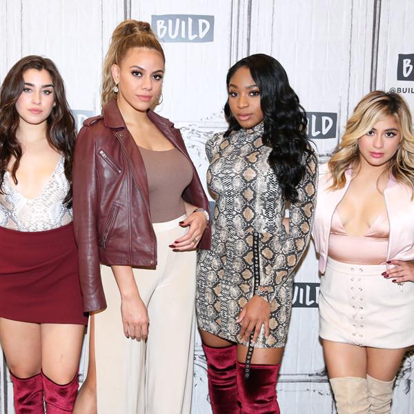 Ally Brooke, Normani Kordei, Dinah Jane, Lauren Jauregui, Fifth Harmony