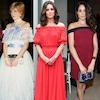 Princess Diana, Kate Middleton, Meghan Markle