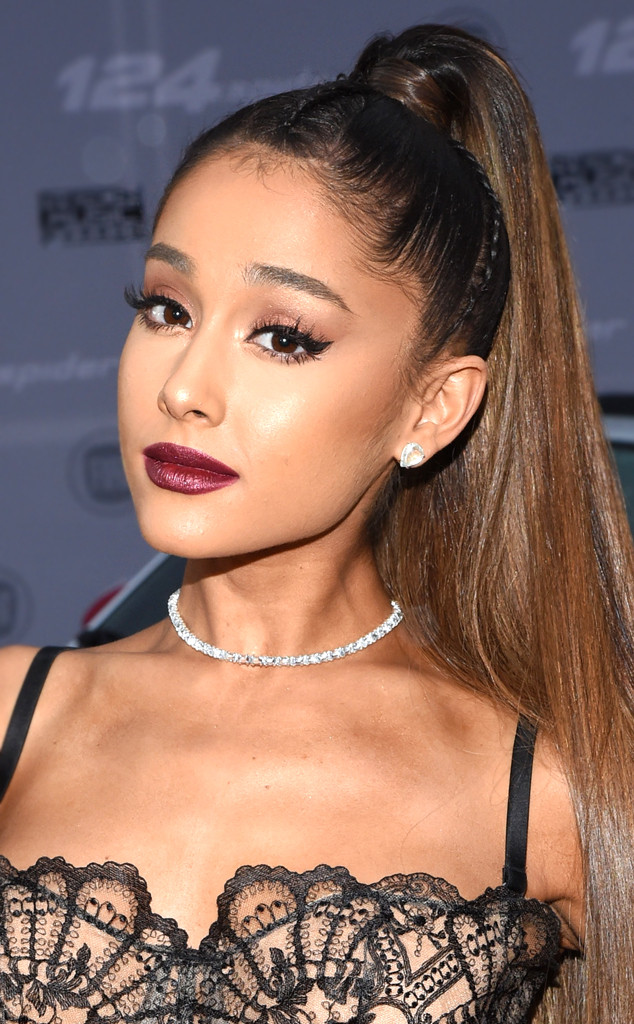 ESC: Ariana Grande, Long Hair Gallery