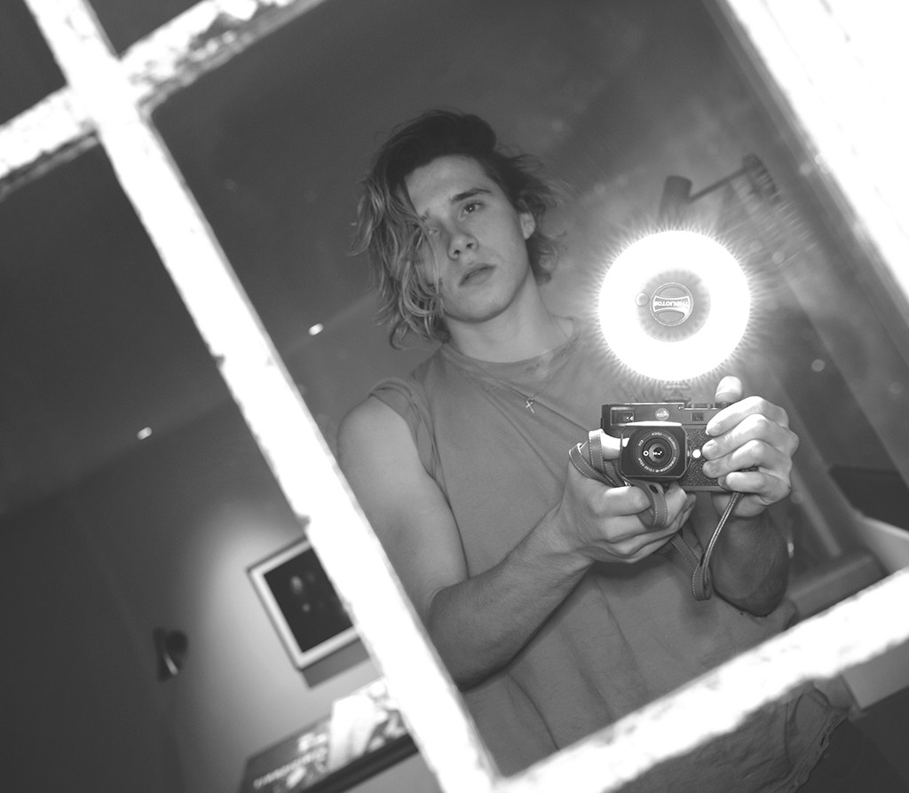 Brooklyn Beckham, Brooklyn Beckham: What I See Book, Cover