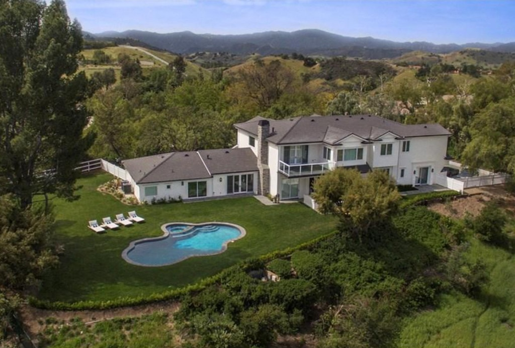 Scott Disick, $60,000 Hollywood Hills Rental Property