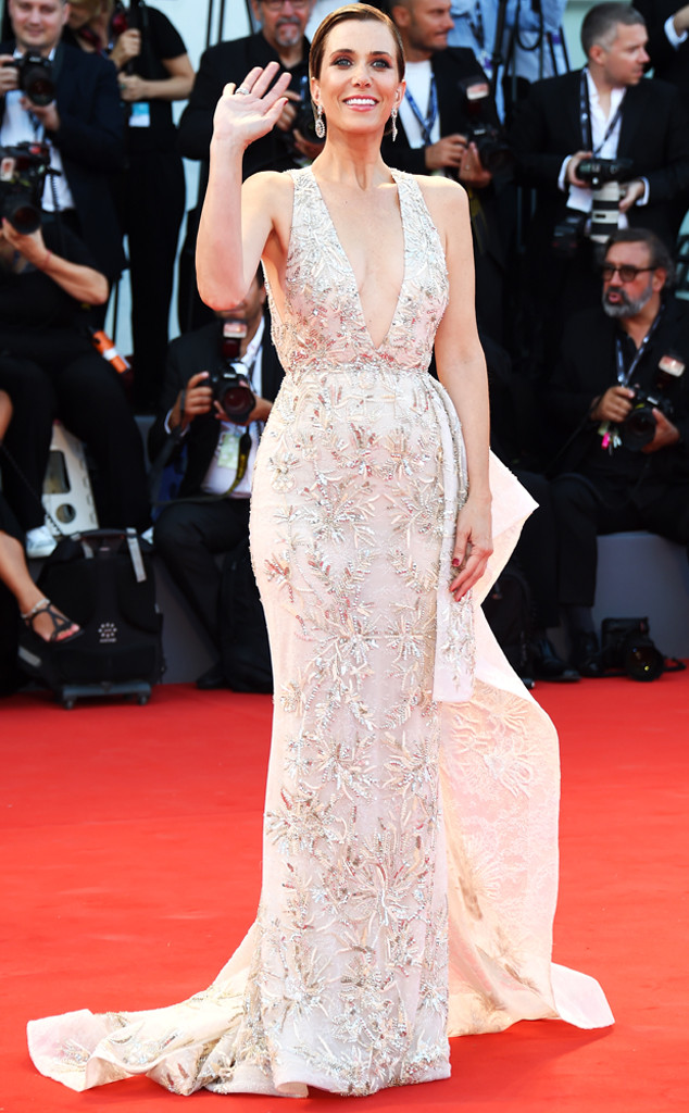 Kristen Wiig, Venice Film Festival 2017