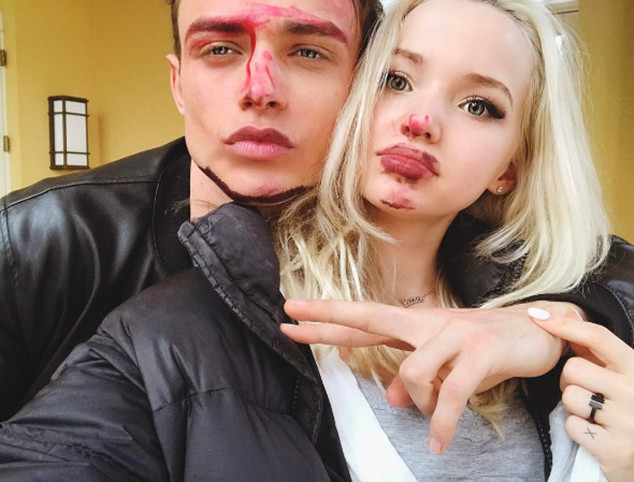 How Dove Cameron And Thomas Doherty Are Keeping Their Romance