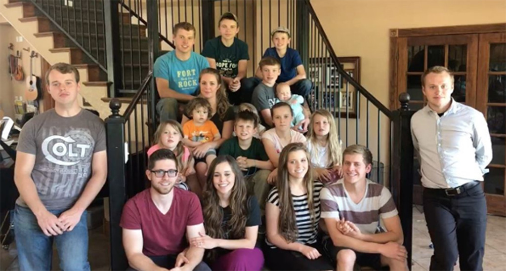 The Only Guide To The Ever Growing Duggar Family Tree You Ll Ever