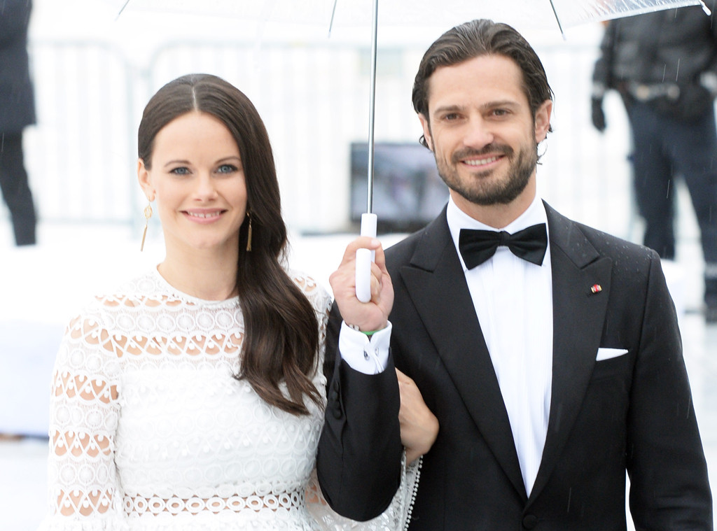 Prince Carl Philip, Princess Sofia