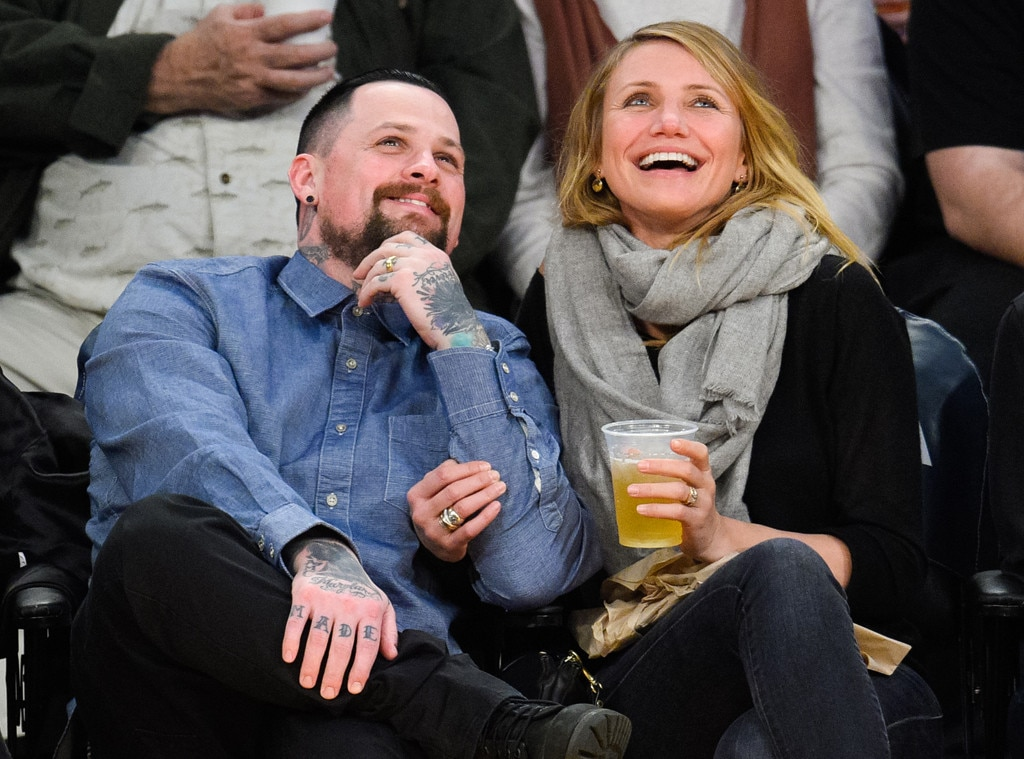 Cameron Diaz Gushes About Husband Benji Madden in Rare Interview