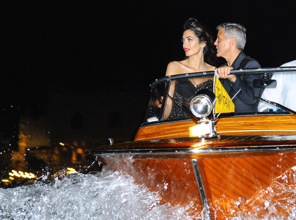 George Clooney, Amal Clooney, Venice Film Festival 2017