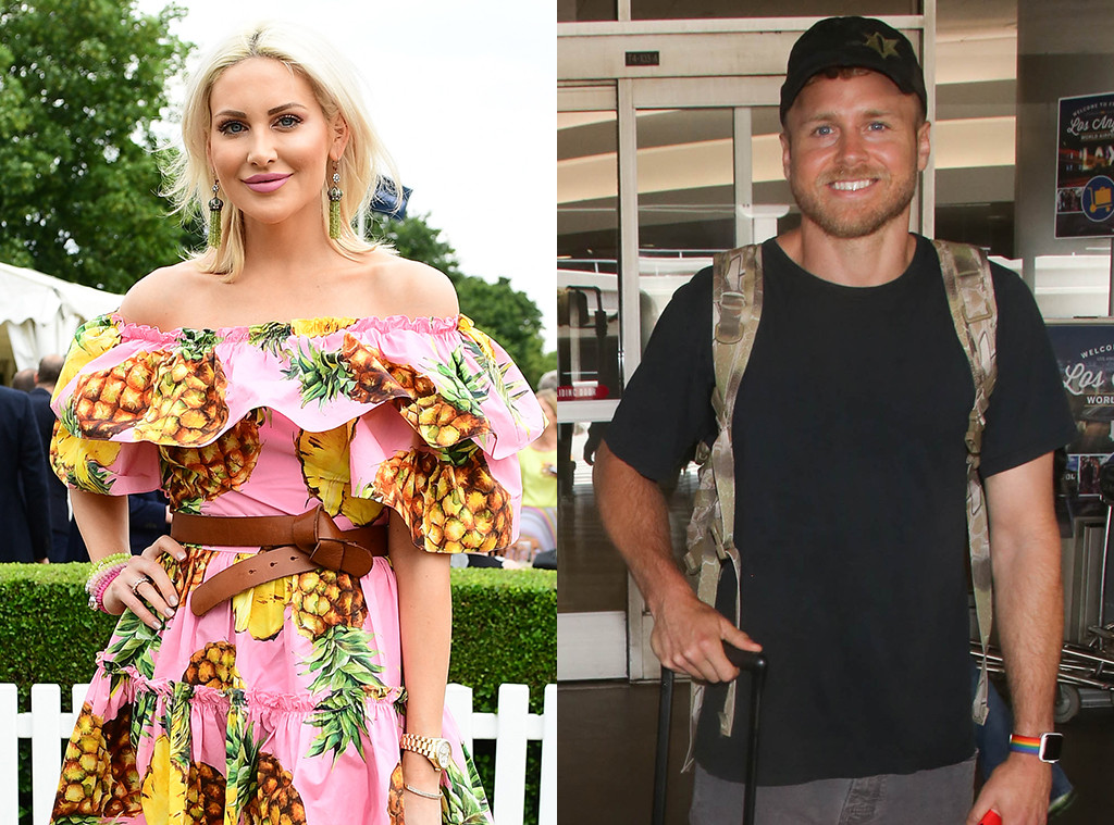 Spencer Pratt, Stephanie Pratt