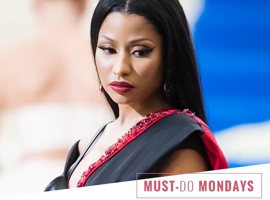 ESC: Nicki Minaj