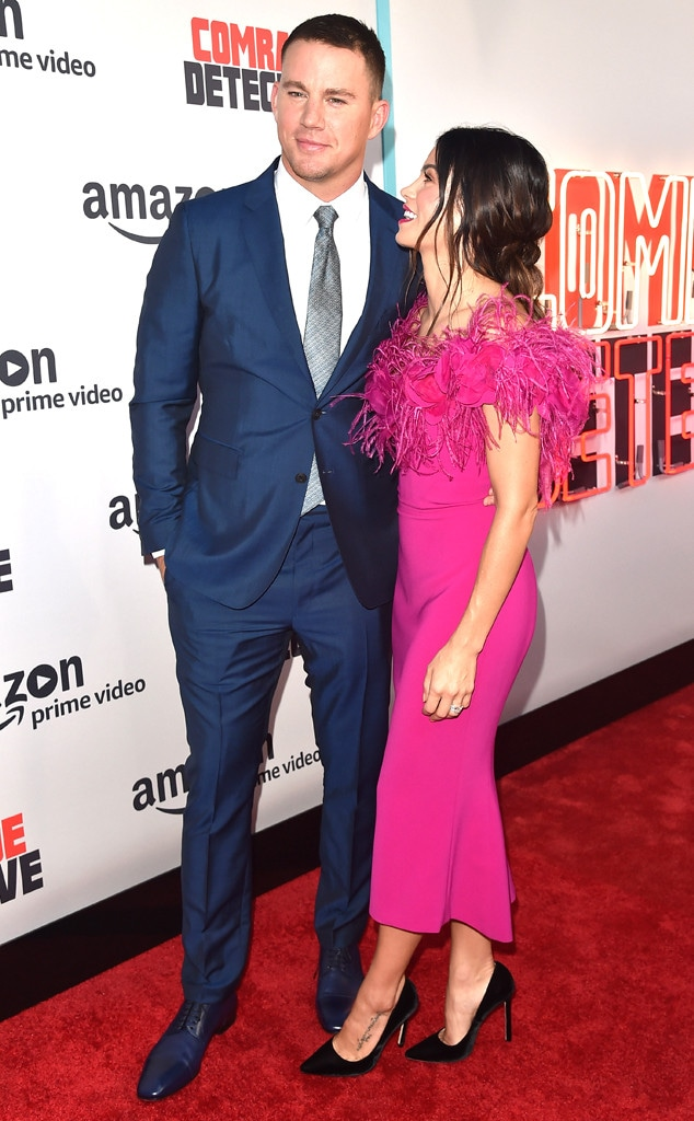 Channing Tatum, Jenna Dewan Tatum