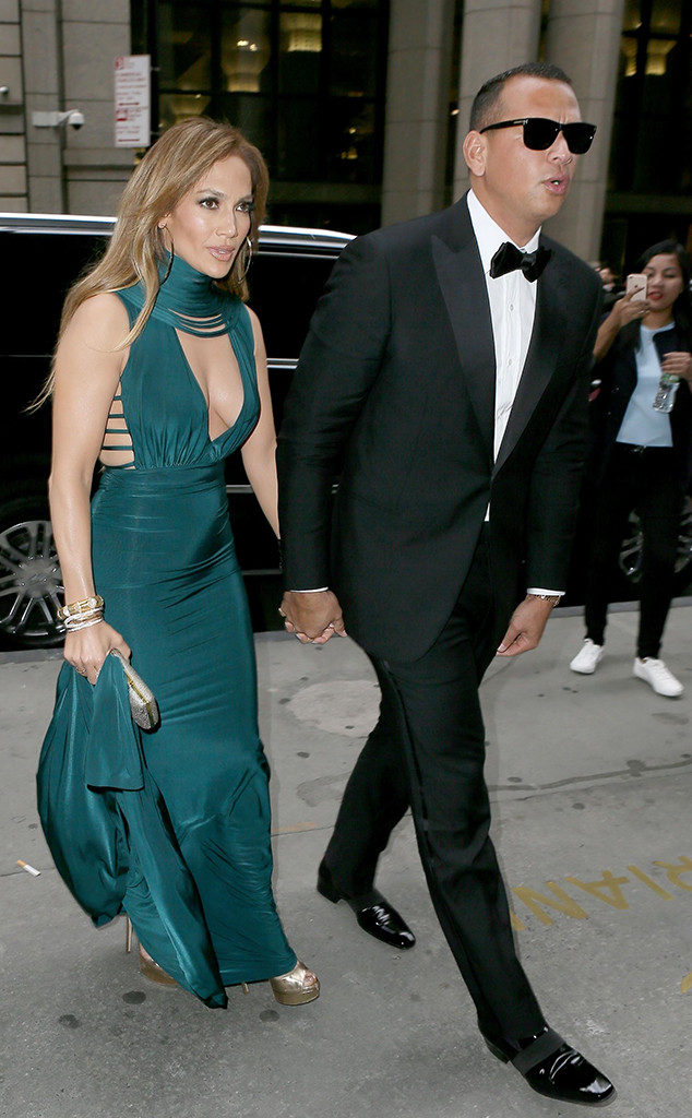 eeed30a539a Jennifer Lopez and Alex Rodriguez Are  RelationshipGoals at Their ...