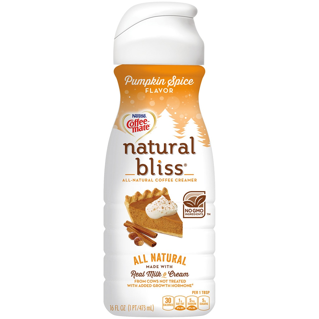 Coffee Mate Pumpkin Spice From Must Try Pumpkin Spice