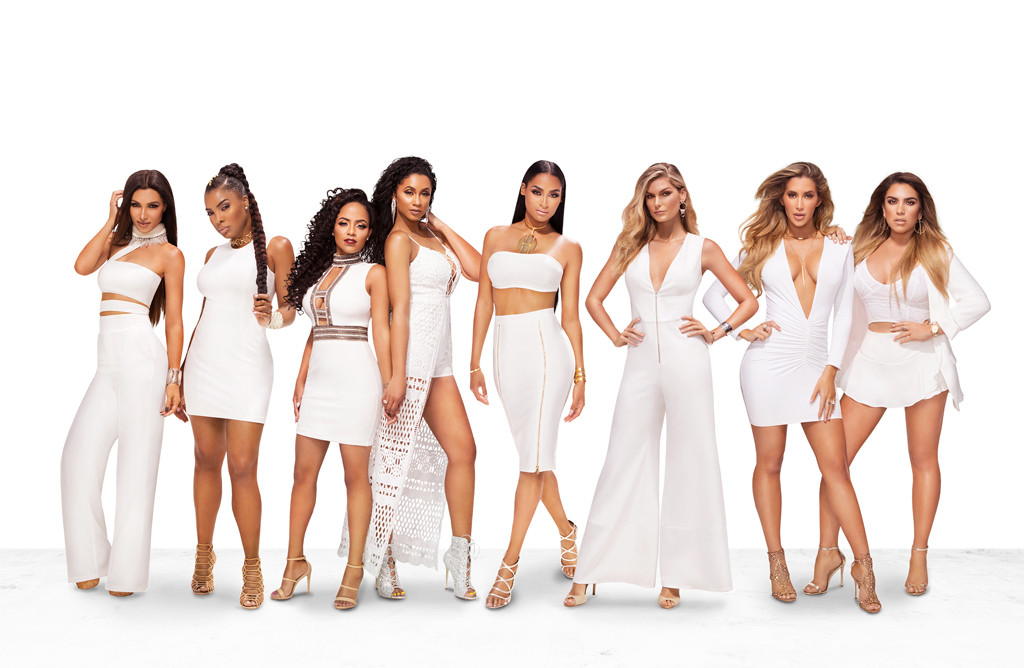 WAGS Miami Season 2 Cast