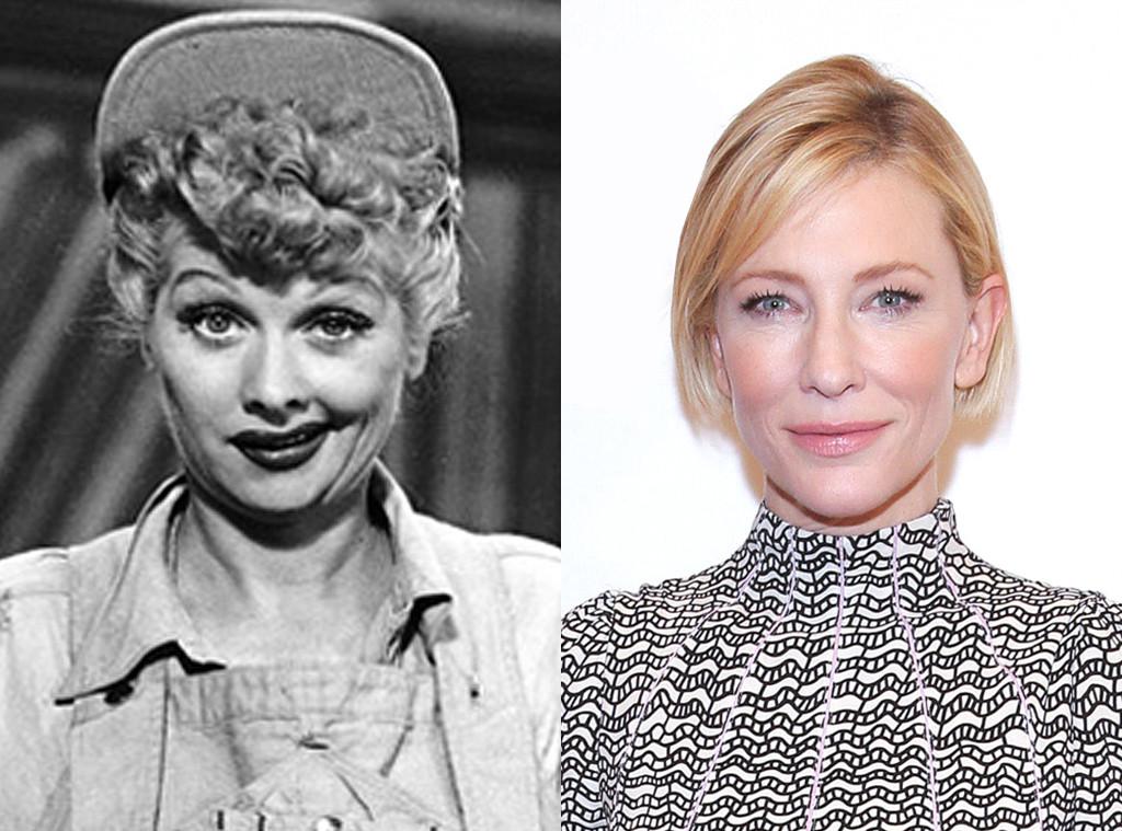 Lucille Ball Cate Blanchett