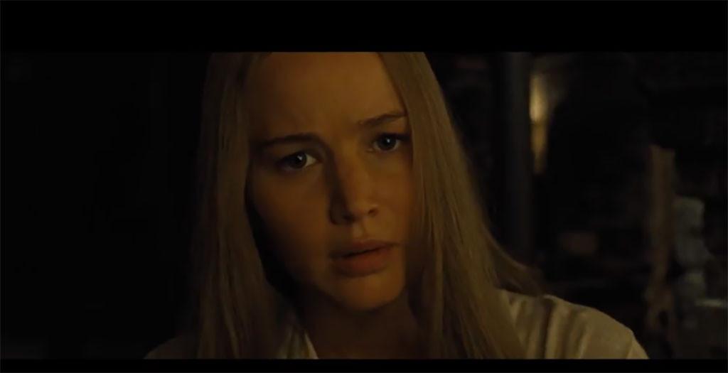 Jennifer Lawrence, Mother Trailer