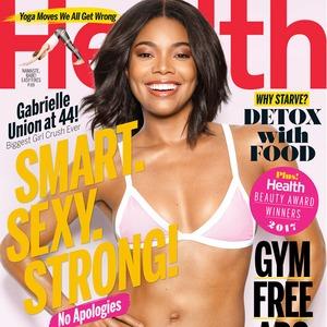 Gabrielle Union, Health