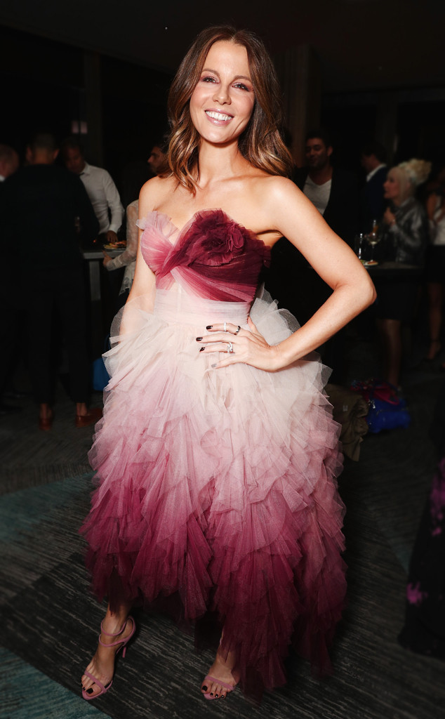 So...Kate Beckinsale\'s Tulle Dress—Love It or Leave It? | E! News