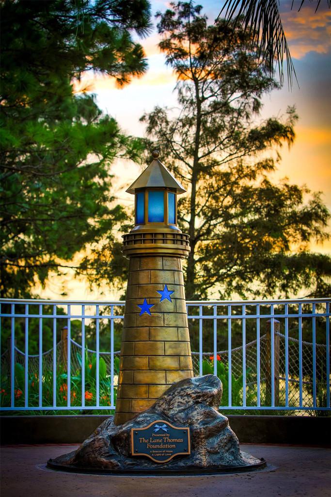 Lane Thomas Foundation Lighthouse