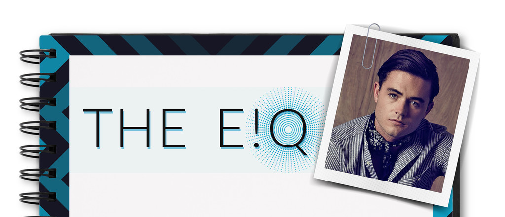 E! Q, Luke Cosgrove