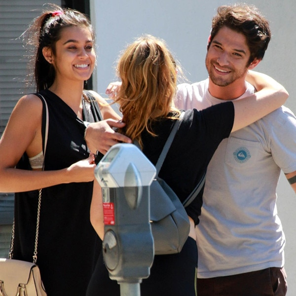 Is tyler posey dating ariana grande