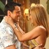 Rachel and Joey, Friends Couples
