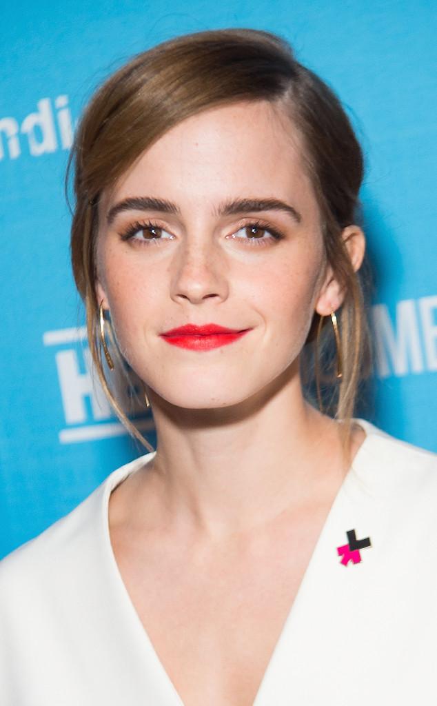 Emma Watson, Eyebrows