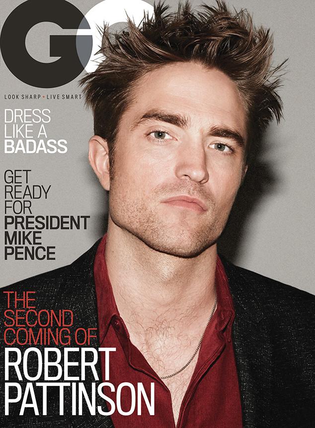 Robert Pattinson, GQ, September 2017
